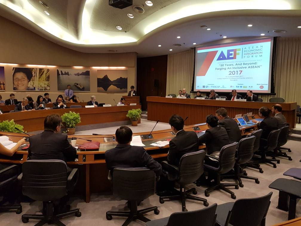 beec 2014 asean integration Dean joan sarausos-largo weighed into current discussions regarding the asean integration 2015, and expounded on how this regionalization and collective identity building process can ideally foster liberty and prosperity under the rule of law.
