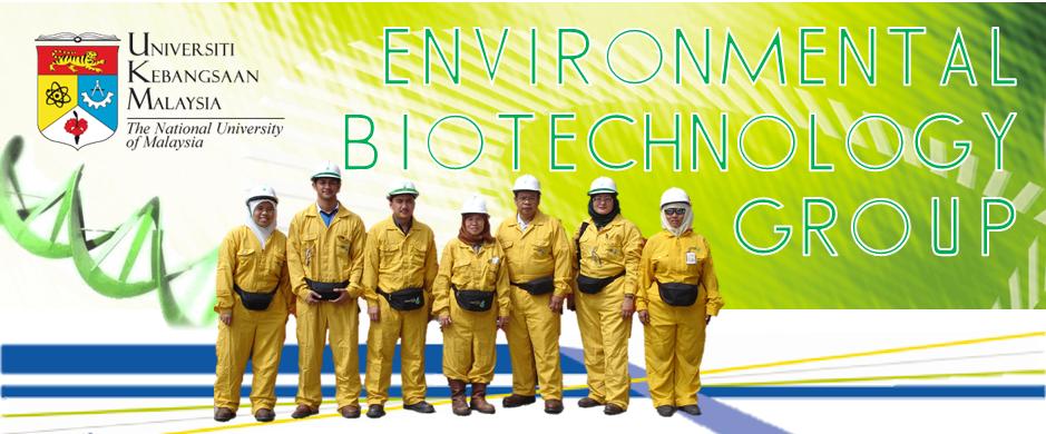 Kumpulan Penyelidikan Bioteknologi Sekitaran