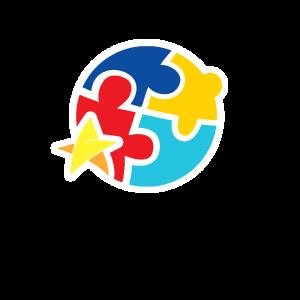 Light the autisms logo