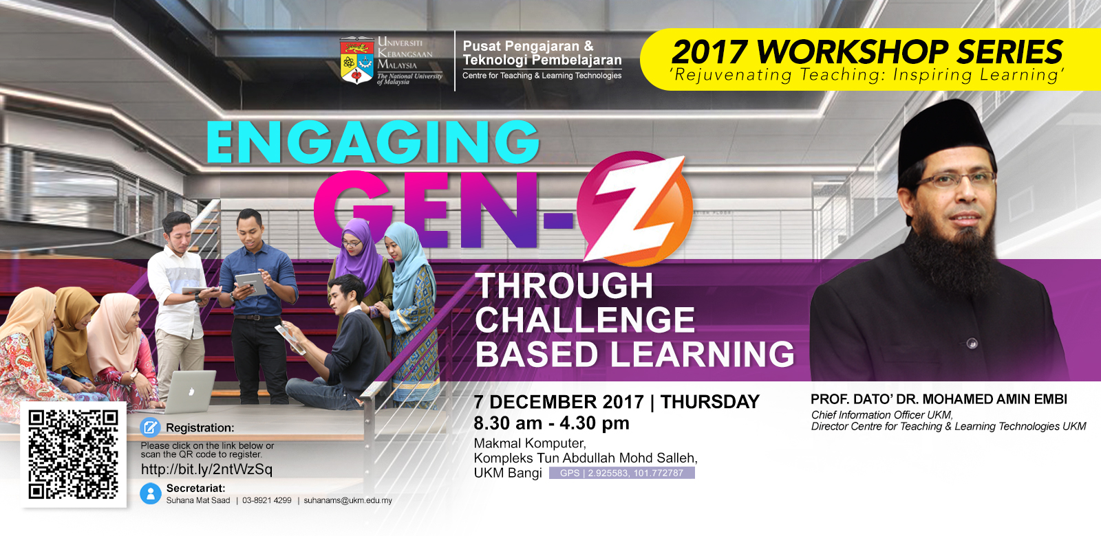 ENGAGING GEN-Z THROUGH CHALLENGE BASED LEARNING