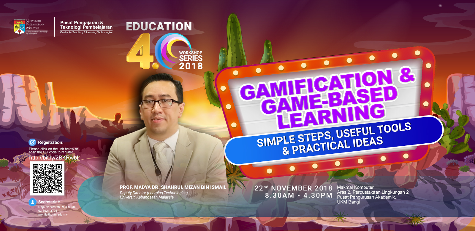 Gamifying & Game Based Learning