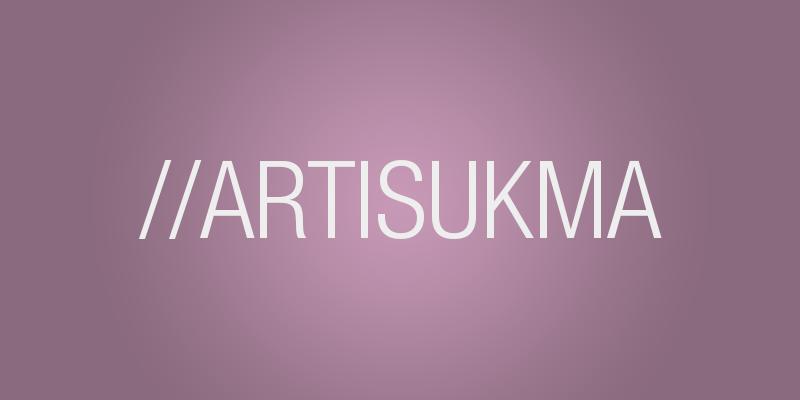 ARTISUKMA