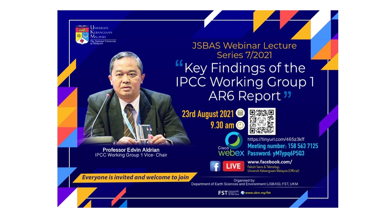 JSBAS Webinar Lecture Series 7/2021