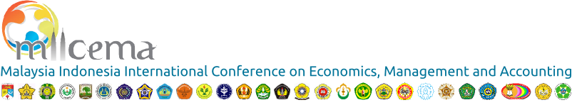Malaysia Indonesia International Conference on Economics, Management and Accounting