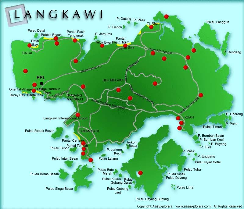 Langkawi Island: Pusat Penyelidikan Langkawi (PPL
