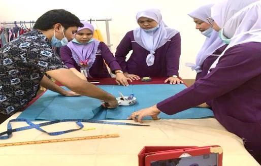 Latihan Penyediaan PPE – 2 Jun 2020