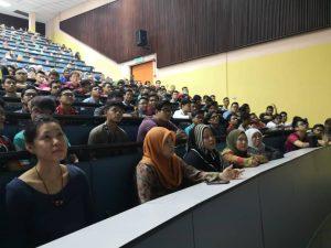 Bicara Alumni Fakulti Sains Kesihatan Pusat Perhubungan Alumni