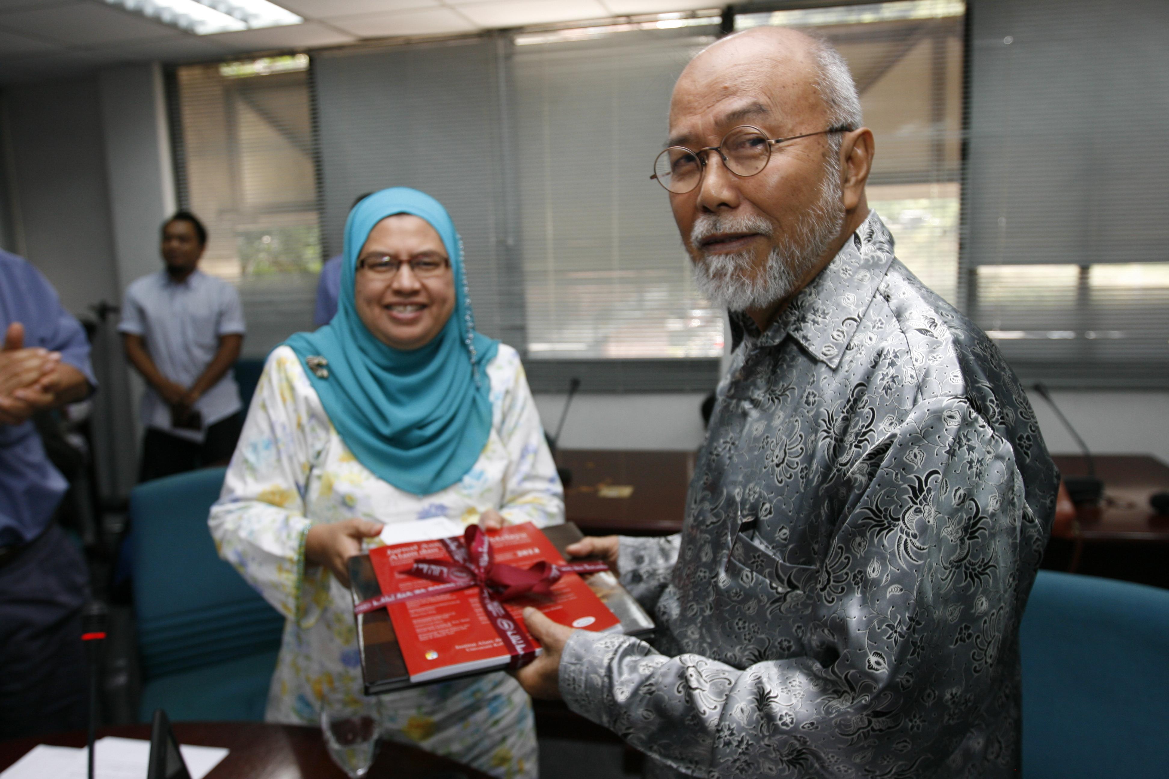 Wacana ATMA Batu Bersurat Terengganu