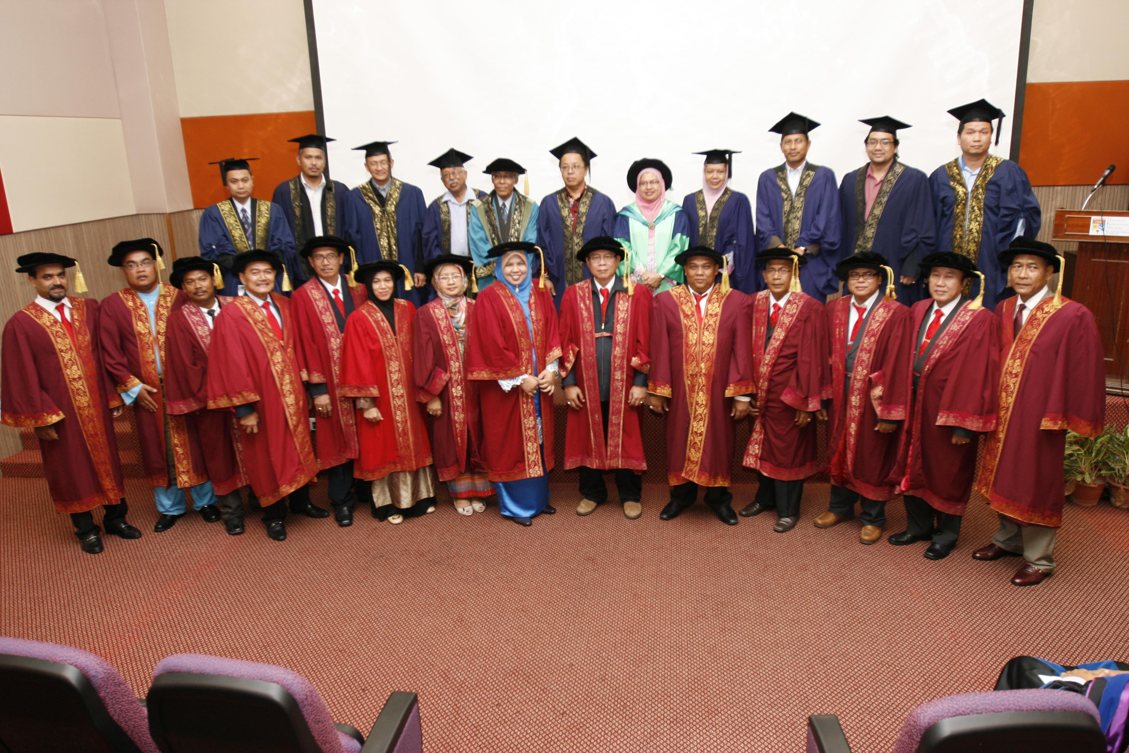 Majlis Pemakaian Jubah ATMA
