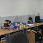 Ruang di Bilik Siswazah