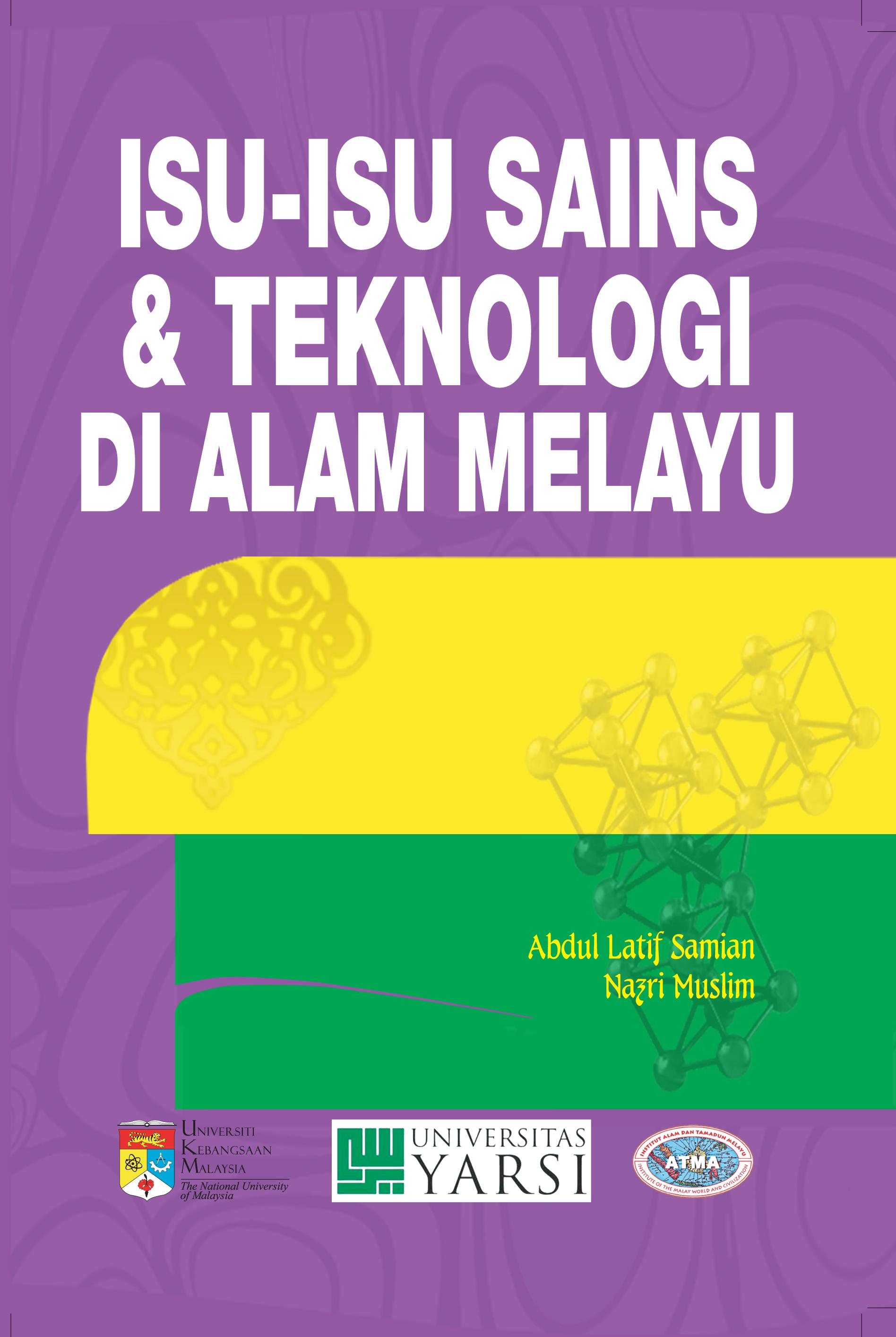 Isu-Isu Sains dan Teknologi di Alam Melayu