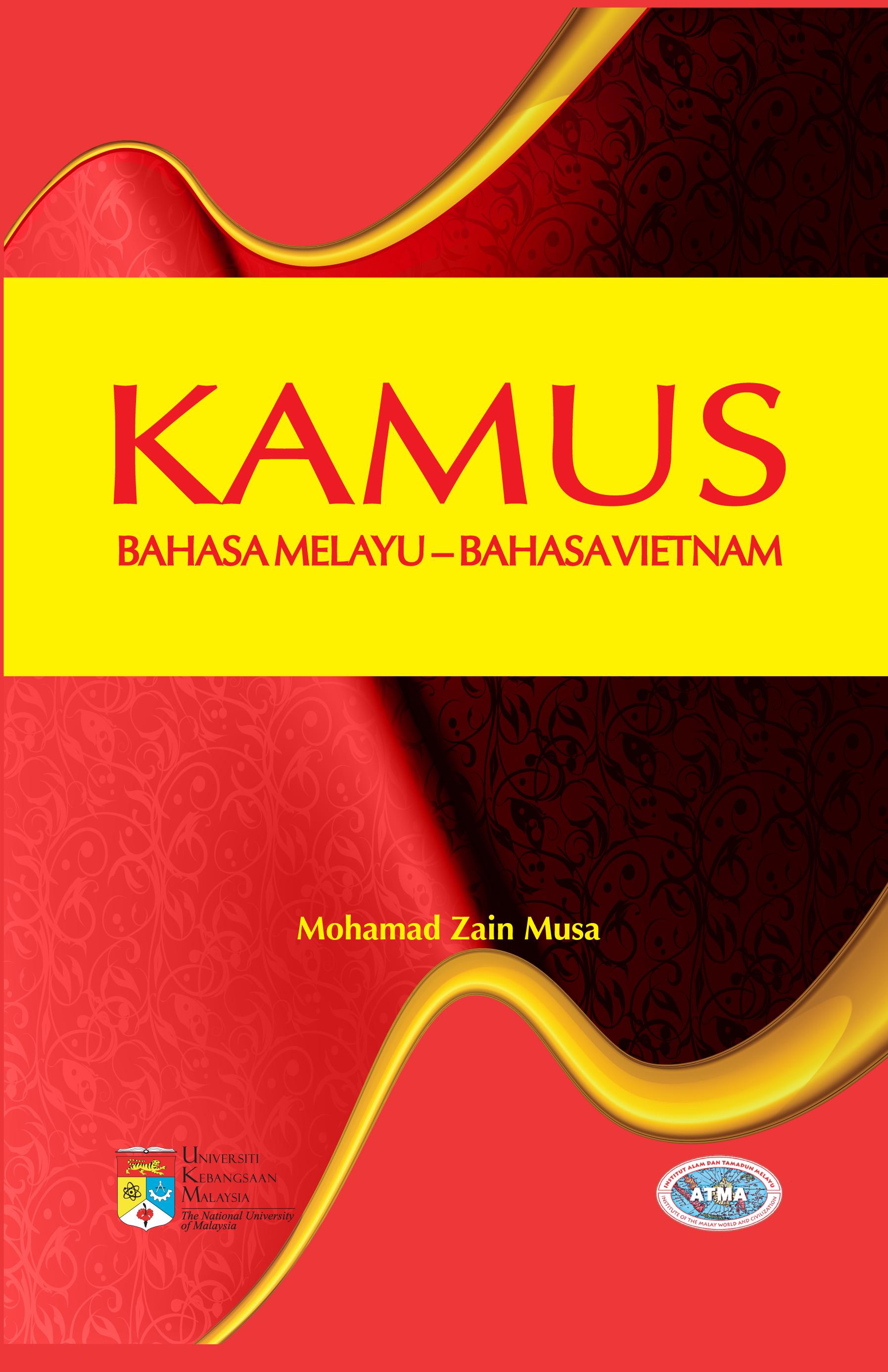 KAMUS Bahasa Melayu Bahasa Vietnam