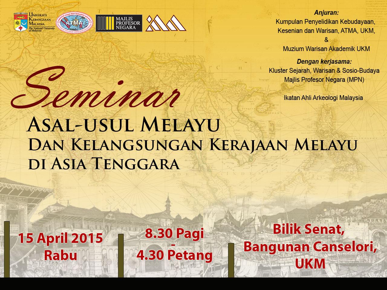 Seminar Asal Usul Melayu