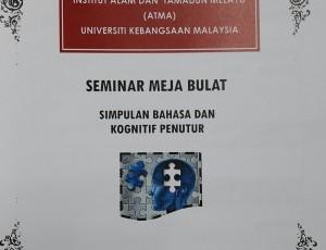 Seminar meja bulat simpulan bahasa