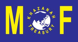 Logo MOF - Perbendaharaan Malaysia