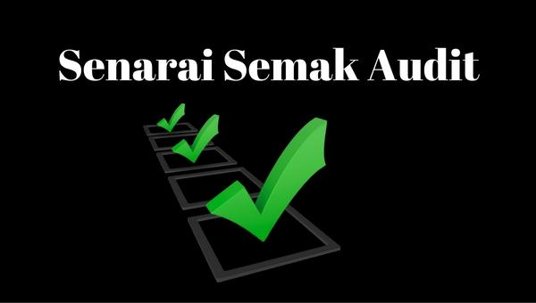 senarai semak audit