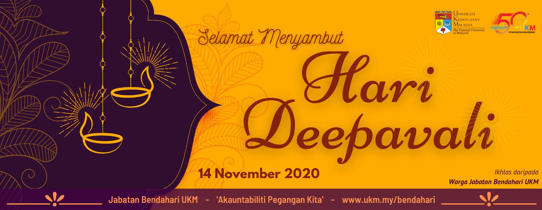 Hari Deepavali 14112020
