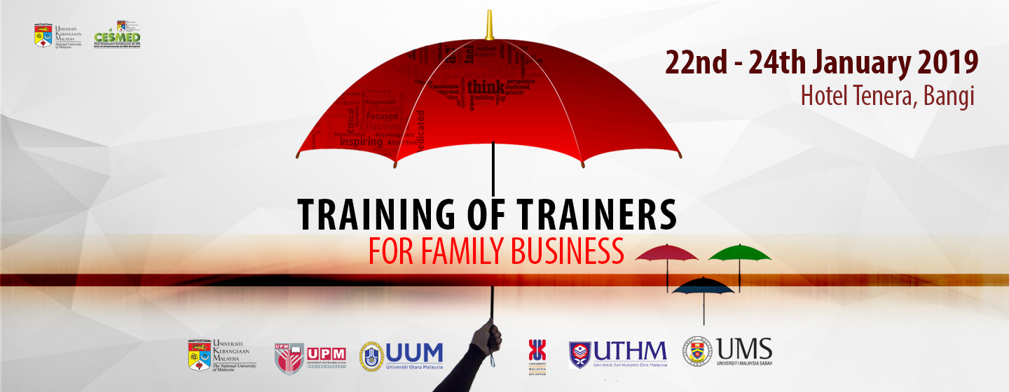 Training of Training for Family Business