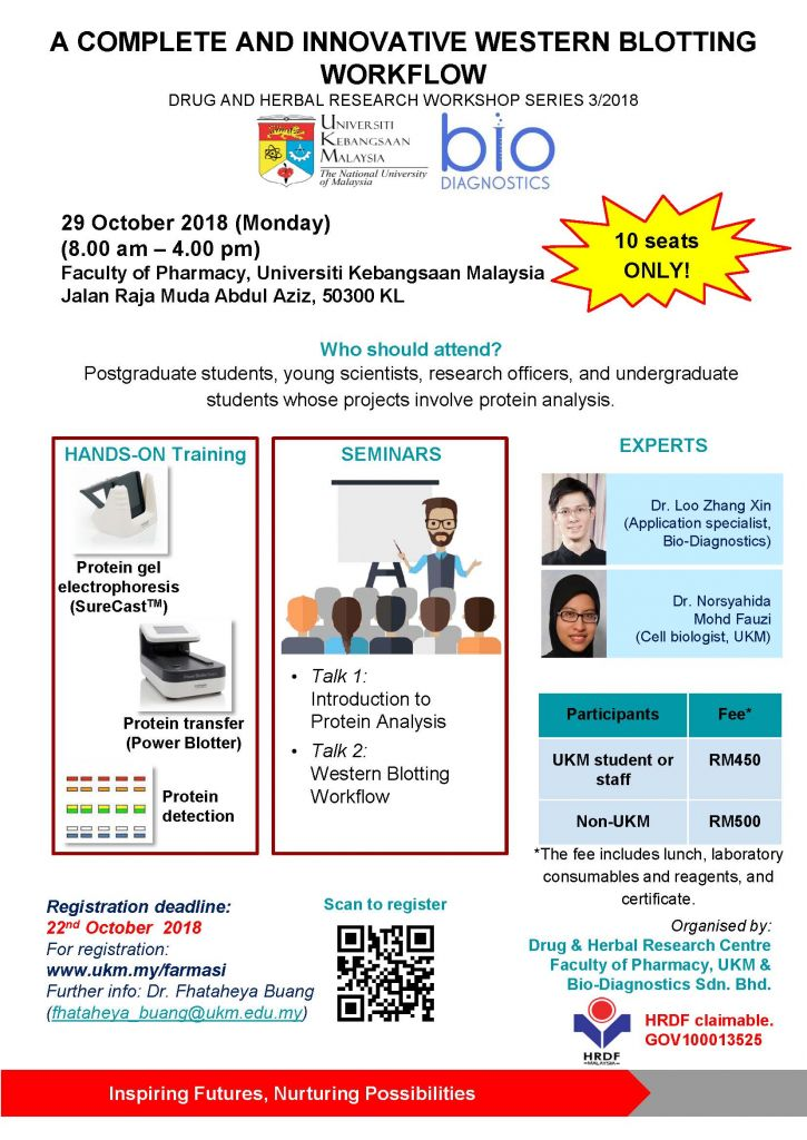 Faculty of Pharmacy, UKM – Page 4 – Advancing Pharmacy for