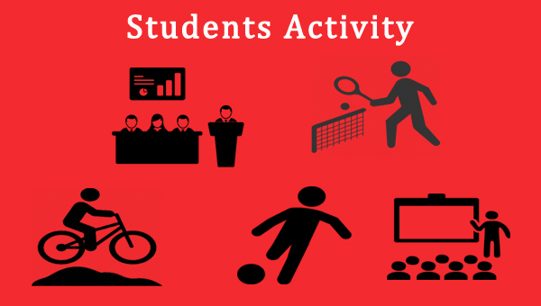 Students Activity
