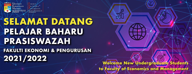 selamat datang pelajar baru
