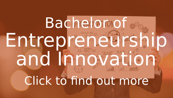 Bachelor of Entrepreneurship & Innovation