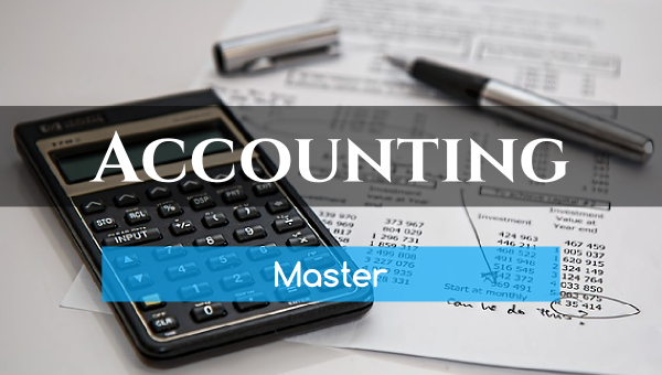 Master in Accounting