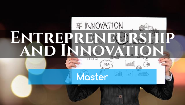 Master in Entrepreneurship and Innovation
