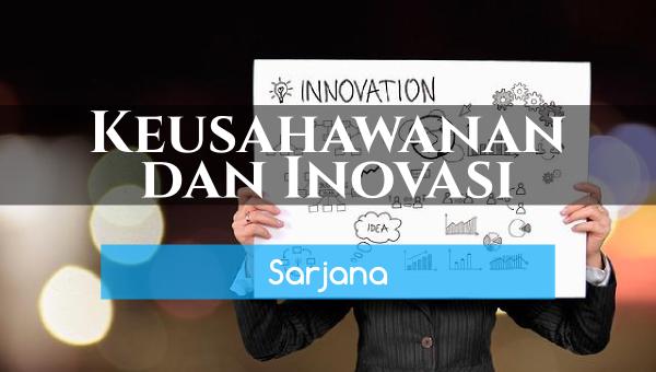 Sarjana Keusahawanan dan Inovasi