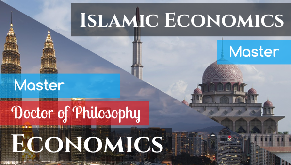 Economics and Islamic Economics – Postgraduate