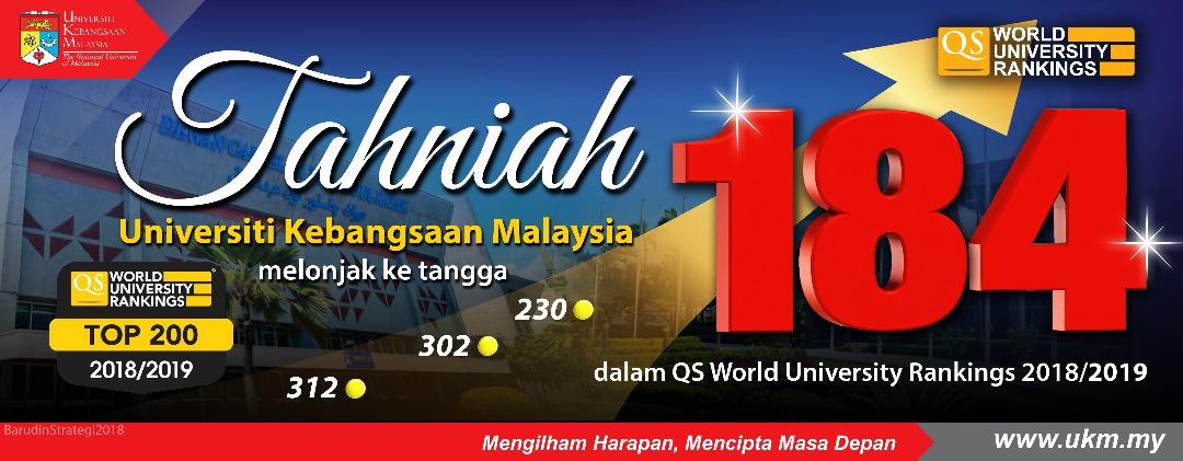 congrats UKM no 184