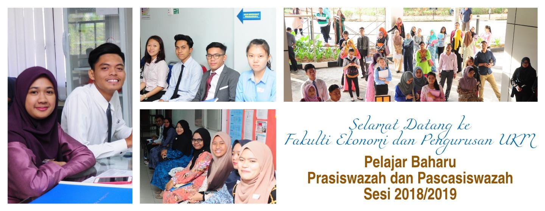 selamat datang pelajar baharu 2018