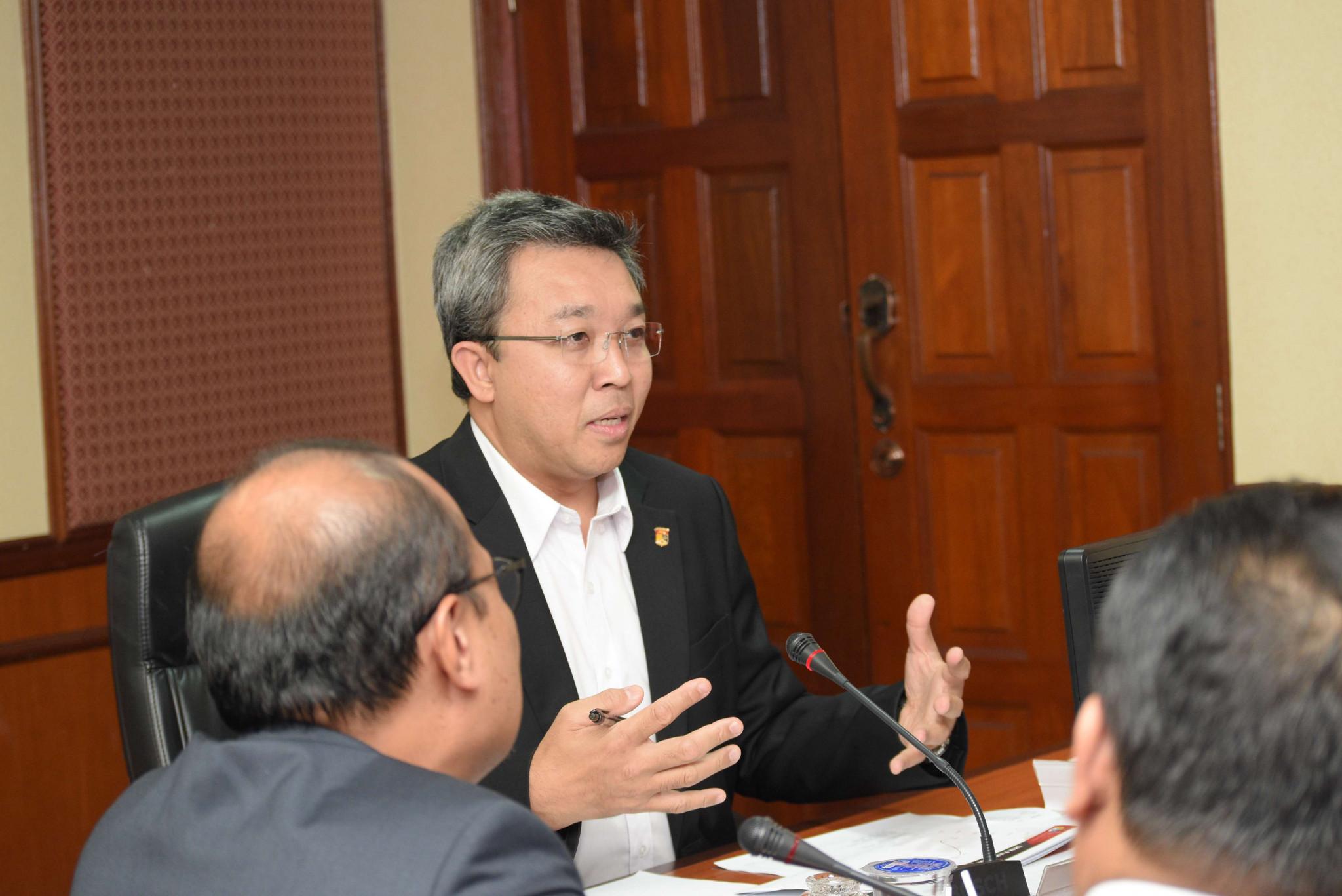 Visiting Vice Chancellor UKM To FEP Prof Ir Dr Mohd Hamdi Abd