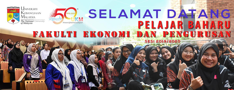 Selamat Datang Pelajar Baharu 2019/2020