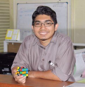 Abdul Khaliq Mohd Saparudin