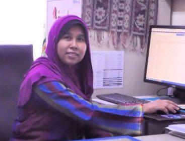 Azeeda Shamsudin