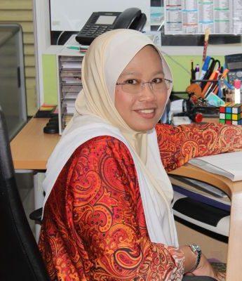 Aznida Ali