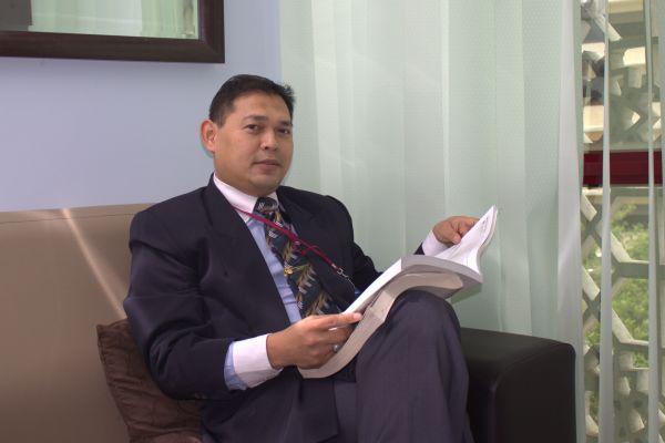 Dr. (PhD) Shazli Ezzat Ghazali | Faculty of Health Sciences