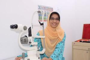 Siti Hanisah Mohd Shariffudin
