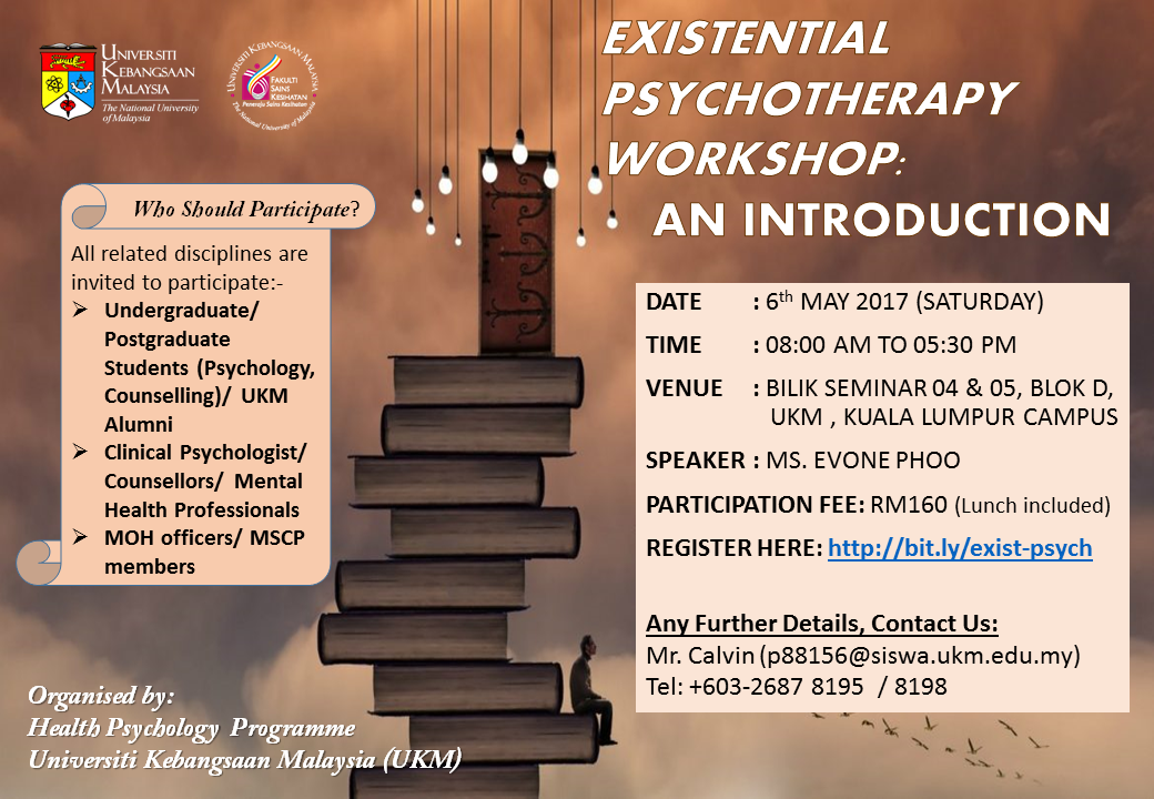 Clinical Psychology Seminar: Existential Psychotherapy