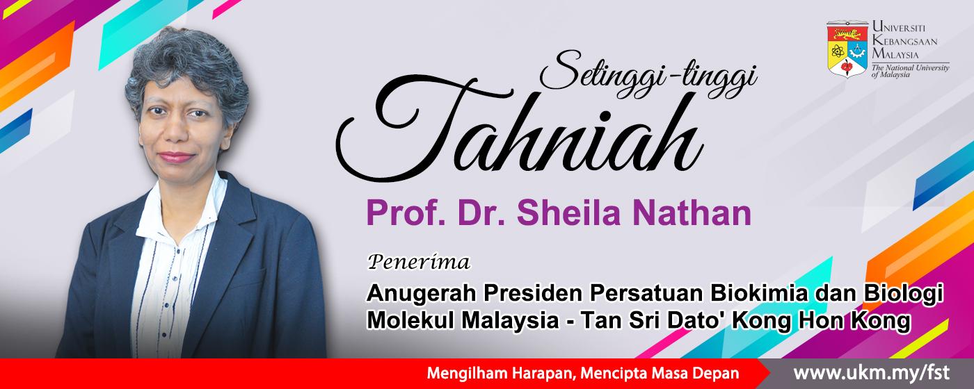 Anugerah MSBMB President's Award 2019