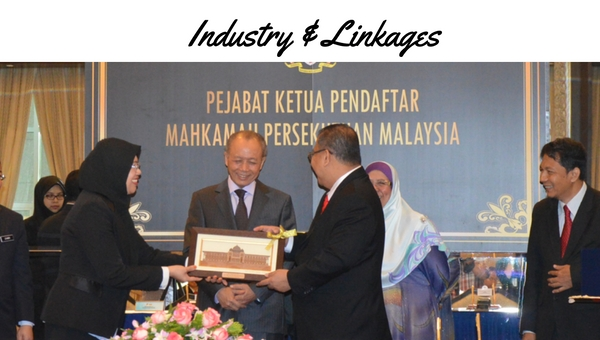 MoU and Industry