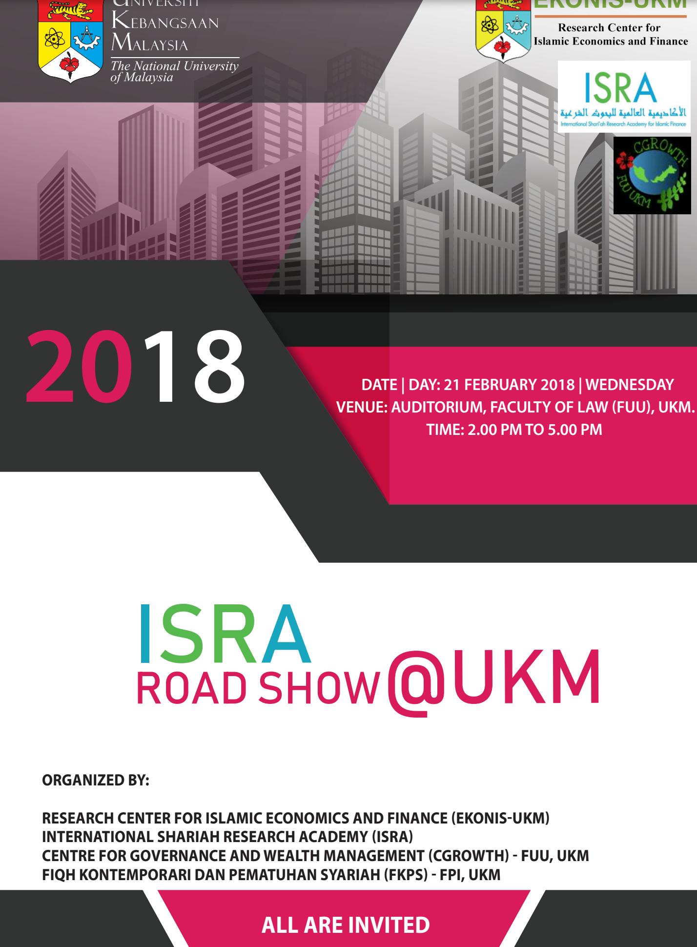 ISRA Road Show @UKM