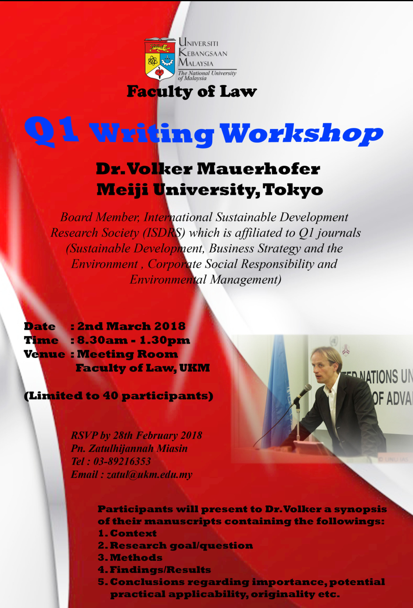 FUU Q1 Writing Workshop