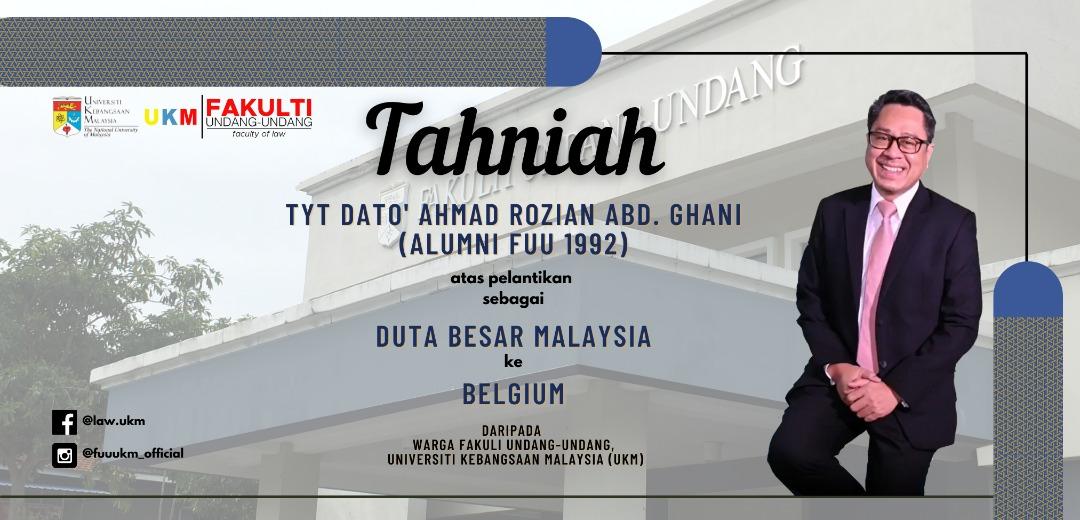 TYT Dato Ahmad Rozian