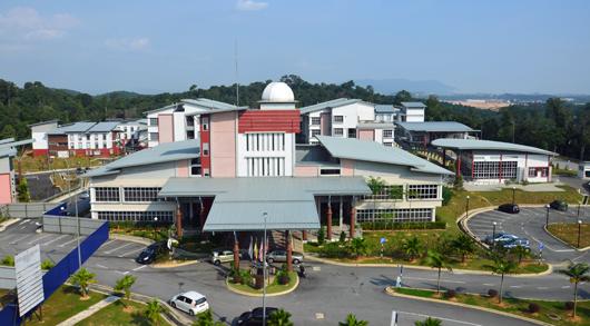 Kompleks Pusat PERMATApintar Negara, UKM
