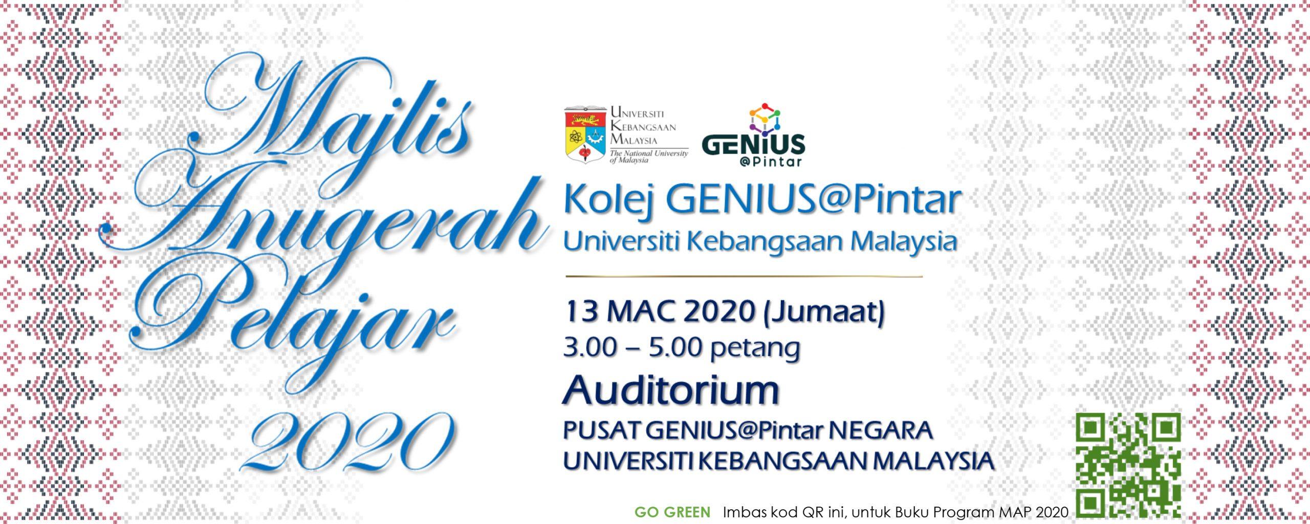 Majlis Anugerah Pelajar 2020