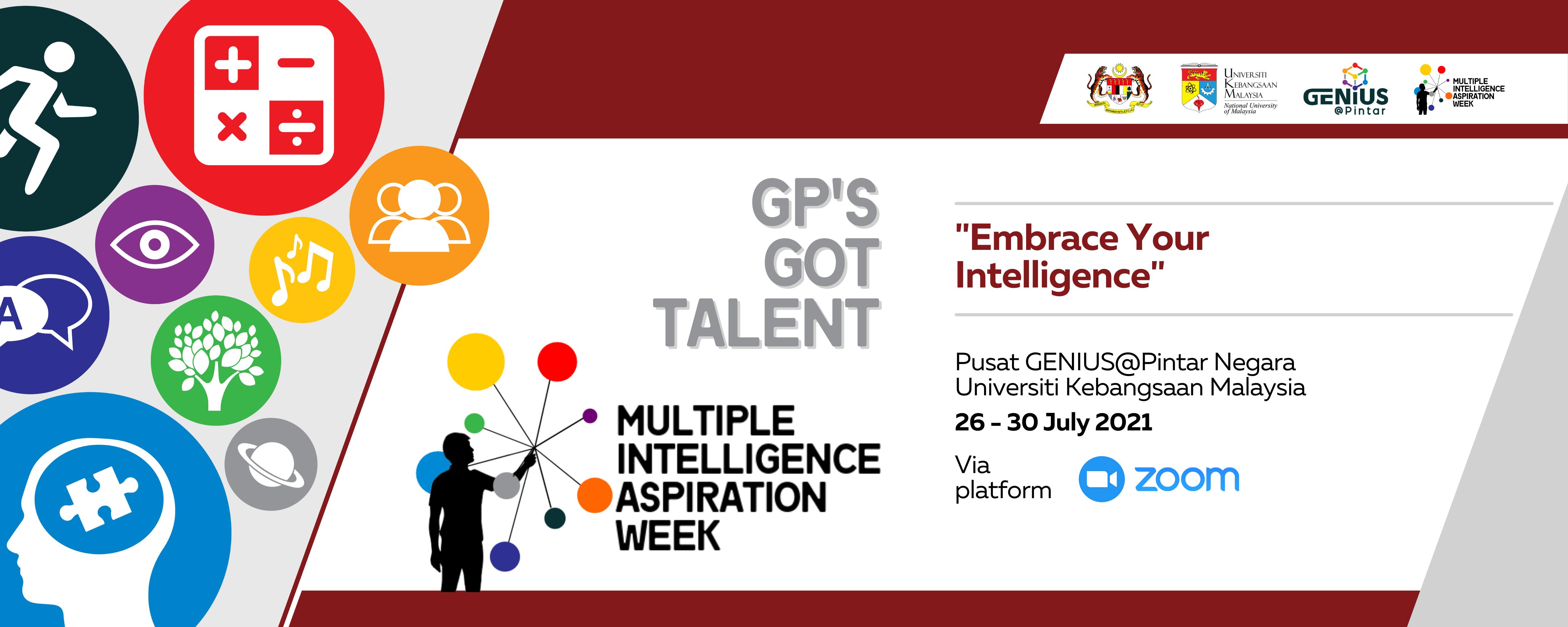 Multiple Intelligence Aspiration Week 2021