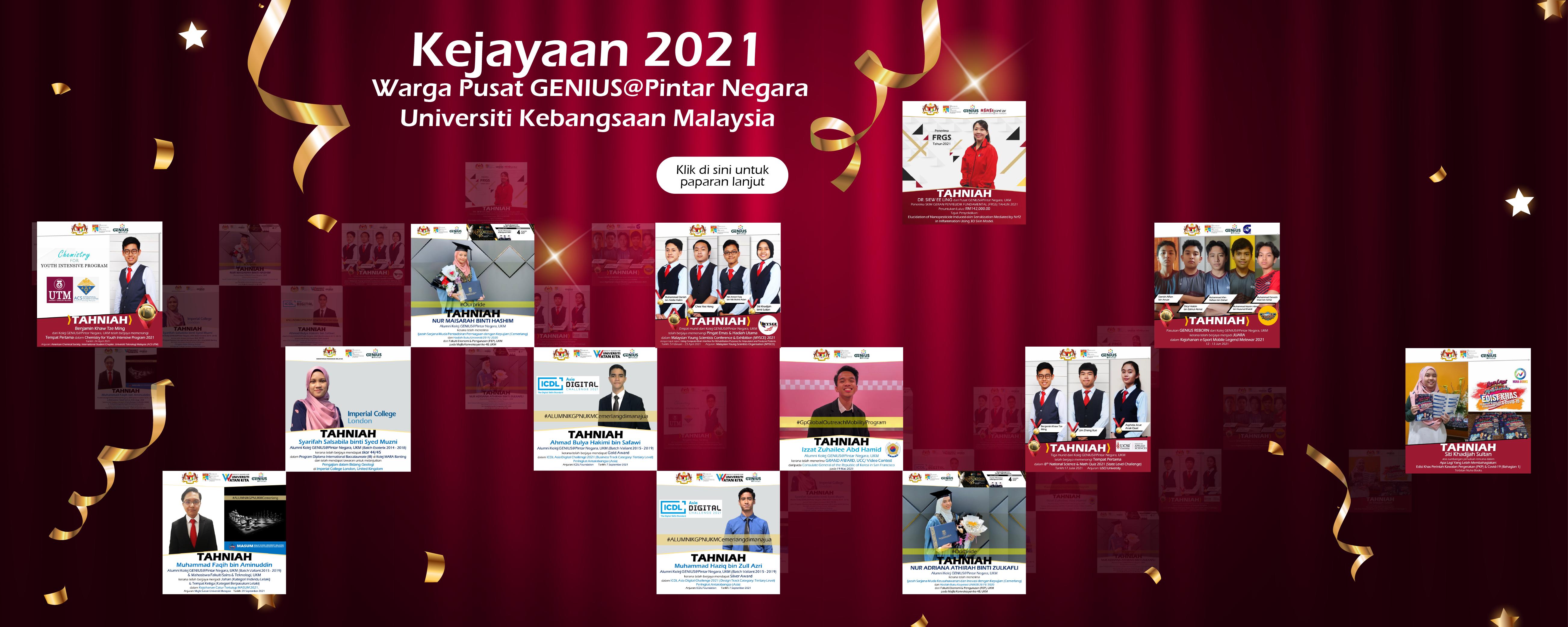 Kejayaan 2021