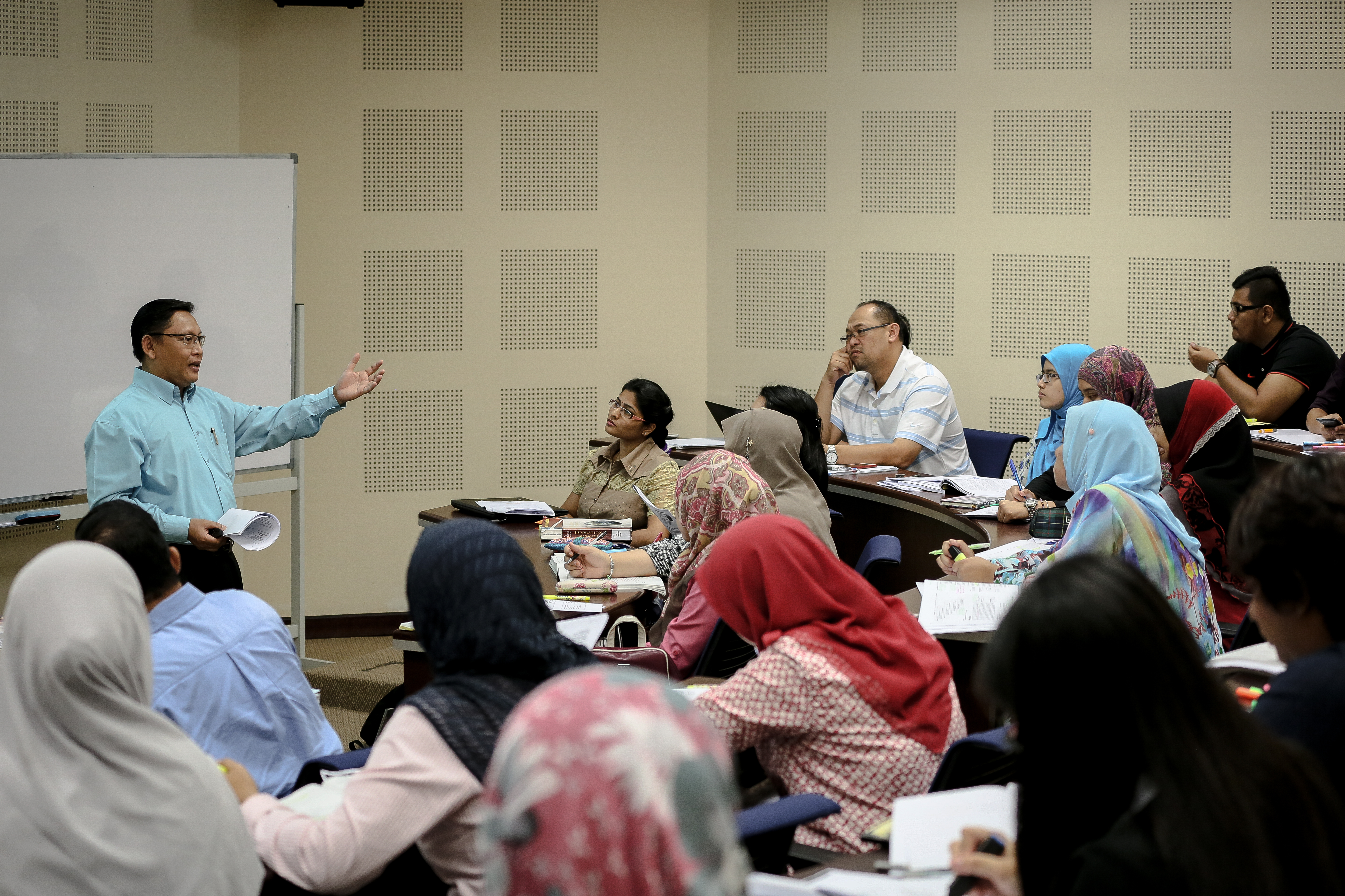 UKM Graduate School of Business – Rising the bar of management education